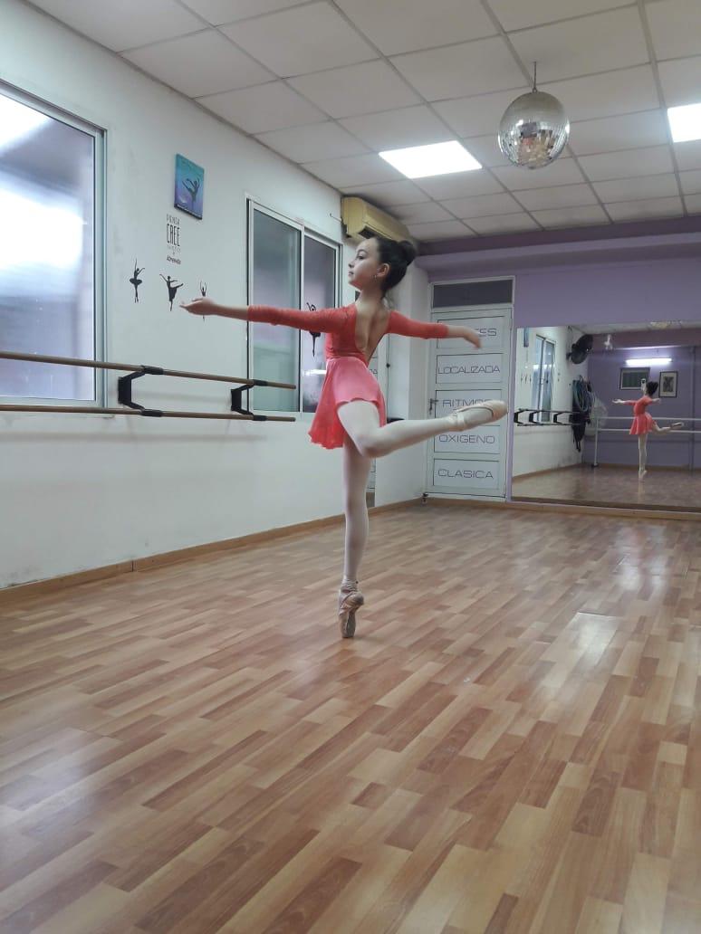 Danzas Clásicas Nivel Intermedio